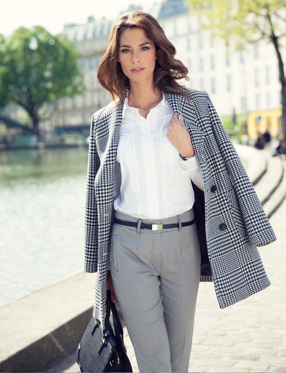 Style Working Girl J 39 Aime Les Tailleurs